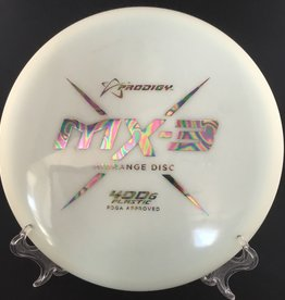 Prodigy Prodigy MX-3 400G Plastic Clear 179