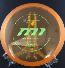 Prodigy Prodigy M1 750 Plastic Translucent Orange 180