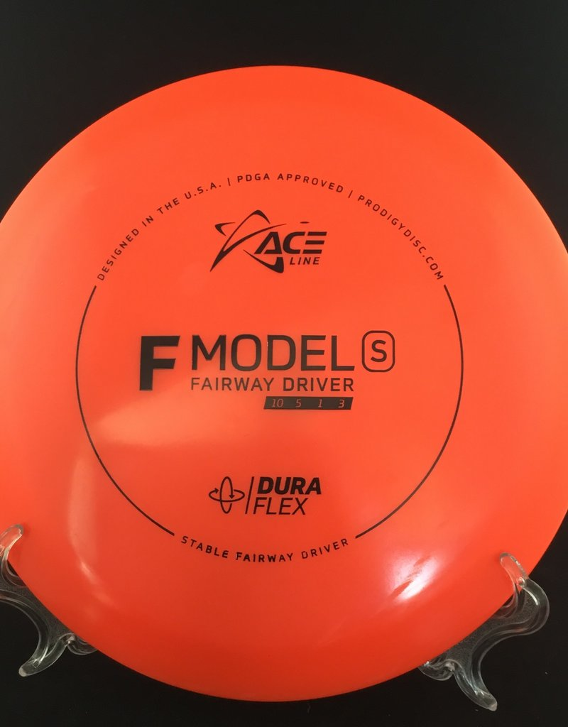 Prodigy Prodigy Ace Line F Model DuraFlex Red 174 10/5/1/3