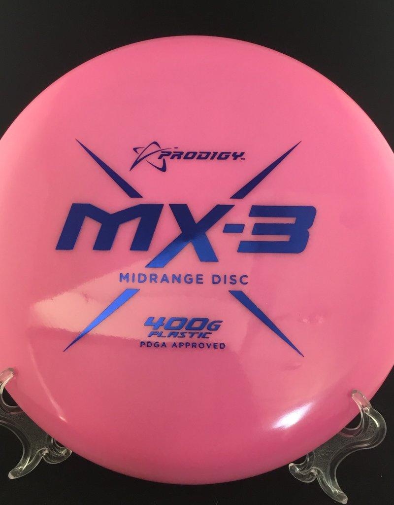 Prodigy Prodigy MX-3 400G Plastic Pink 178