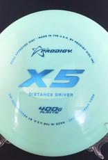 Prodigy Prodigy X5 400G Plastic Light Teal 173