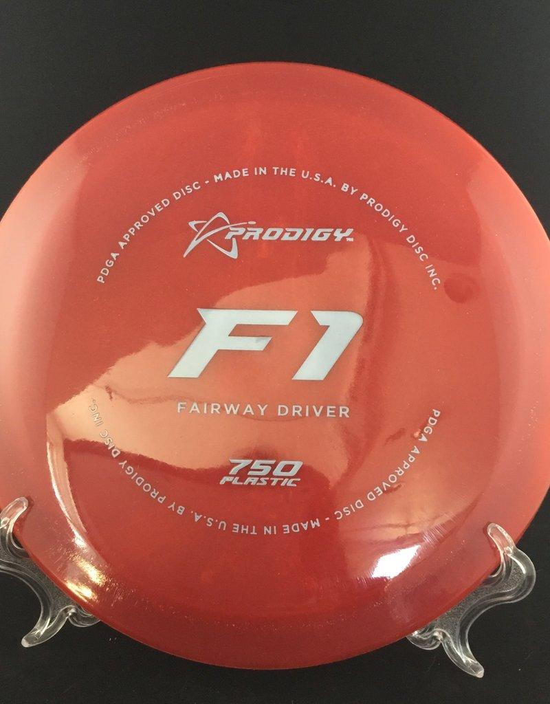Prodigy Prodigy F1 750 Plastic Red 175