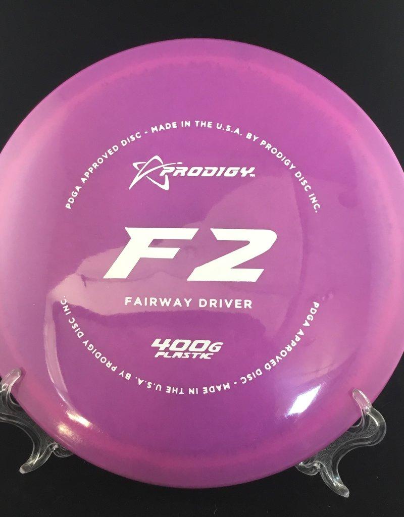 Prodigy Prodigy F2 400G Plastic Purple 175