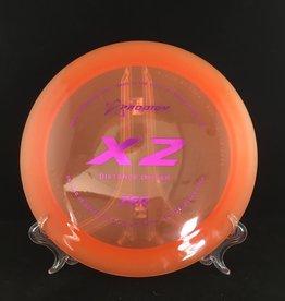 Prodigy Prodigy X2 750 Plastic Translucent Orange 174