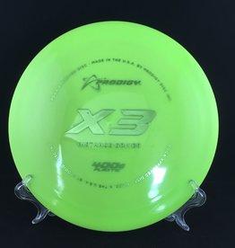 Prodigy Prodigy X3 400G Plastic Light Green 172