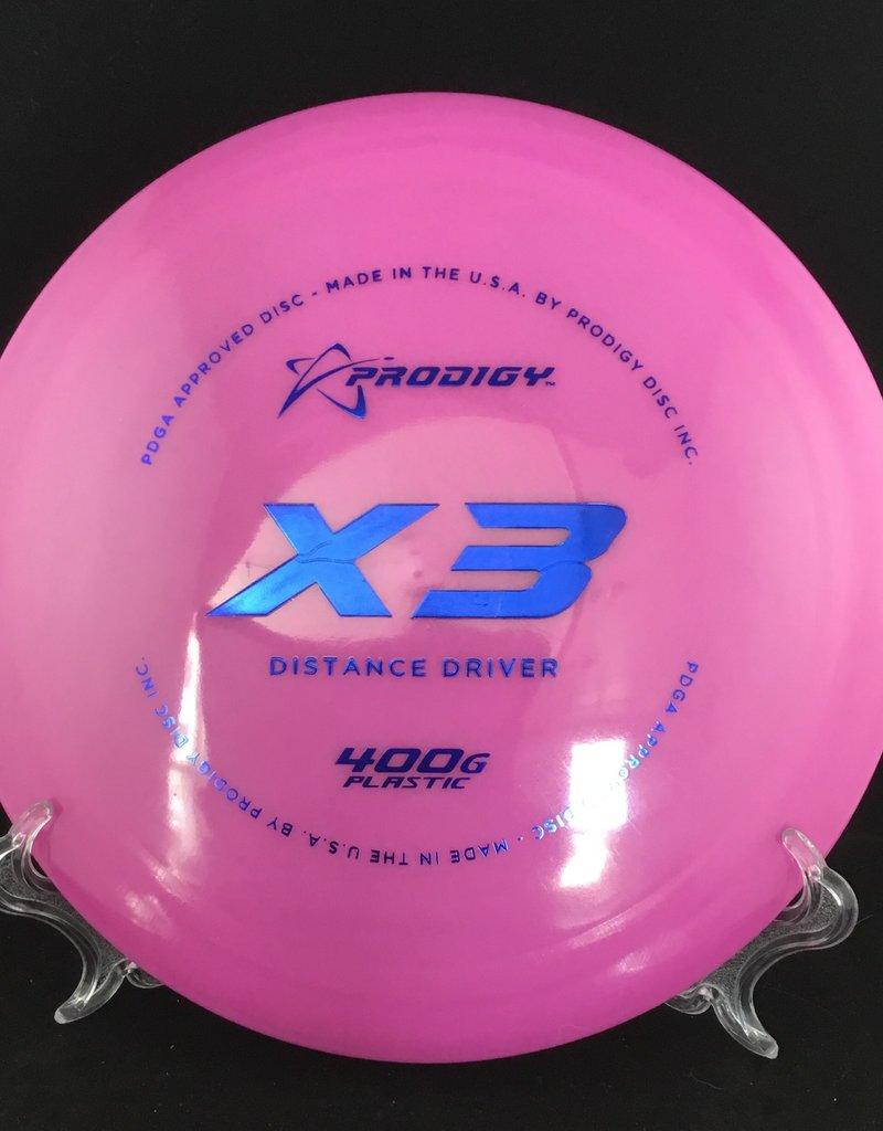Prodigy Prodigy X3 400G Plastic Light Purple 173