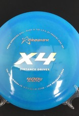 Prodigy Prodigy X4 400G Plastic Light Blue 172