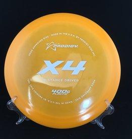 Prodigy Prodigy X4 400G Plastic Light Orange 167