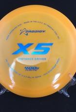 Prodigy Prodigy X5 400G Plastic Light Orange 167