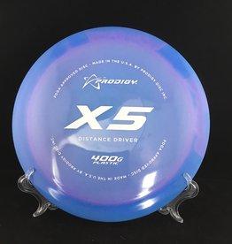 Prodigy Prodigy X5 400G Plastic Light Purple 166