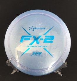 Prodigy Prodigy FX-2 500 Plastic Light Purple 172