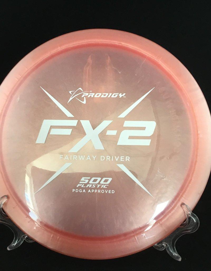 Prodigy Prodigy FX-2 500 Plastic Salmon 170