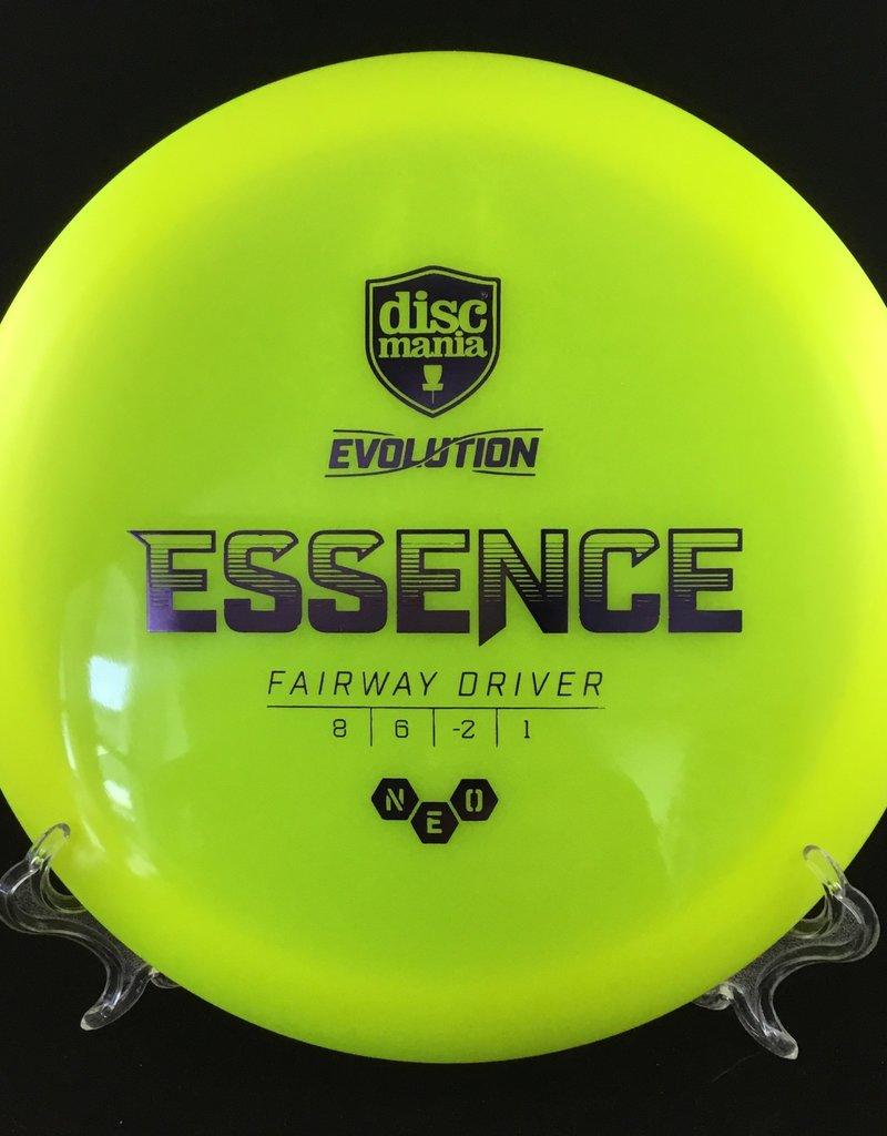 Discmania DiscMania Essence neo Yellow 168g 8/6/-2/1