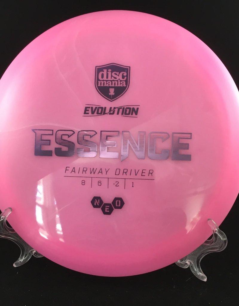 Discmania DiscMania Essence neo Pink 173g 8/6/-2/1