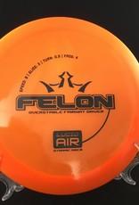 Dynamic Discs Dynamic Felon Lucid air Orange 175g 9/3/0.5/4
