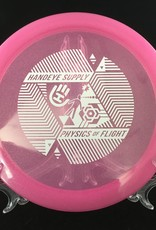 Dynamic Discs Dynamic Felon Handeye Supply Pink 175g 9/3/0.5/4