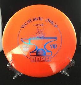 Westside Discs Westside Anvil Vip Orange 173g 4/2/0/4