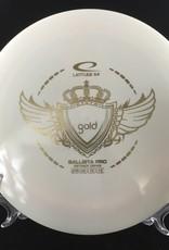 Latitude 64 Ballista Pro Gold Line White 173g 14/4/0/3