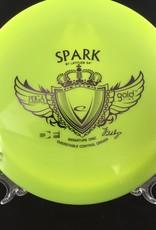 Latitude 64 Spark Gold Green Dave Feldberg 174g 7/4/-0.5/3