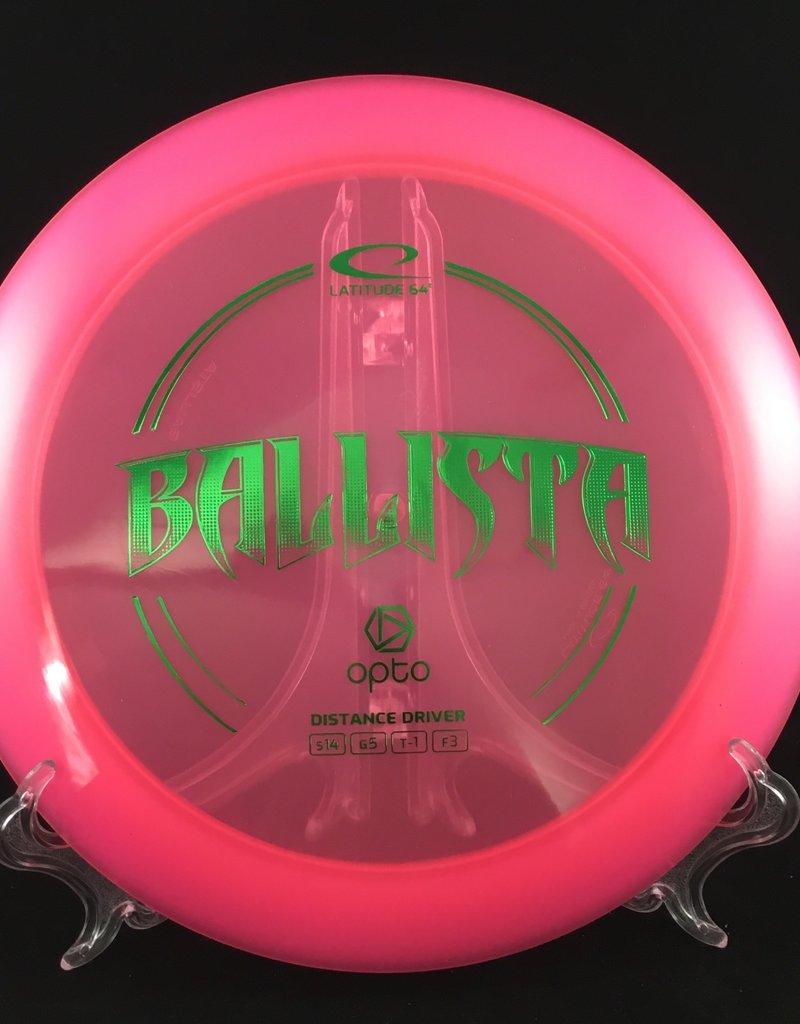 Latitude 64 Ballista Opto Pink 175g 14/5/-1/3