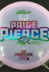 Discraft Paige Pierce Z Undertaker Purple 170g 9/5/-1/2