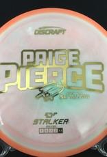 Discraft Paige Pierce ESP Stalker Orange swirl 175g 7/5/-1/2