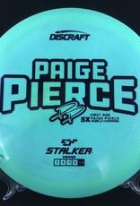 Discraft Paige Pierce ESP Stalker Green/blue 175g 7/5/-1/2