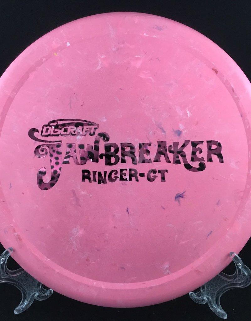 Discraft Jawbreaker Ringer Gt Pink 173g 4/4/0/3