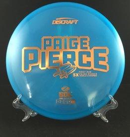 Discraft Paige Pierce Z SOL Blue 170g 4/5/-3/0