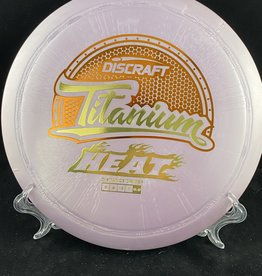 Discraft Titanium Heat 164-167 purplish 9/6/-3/1