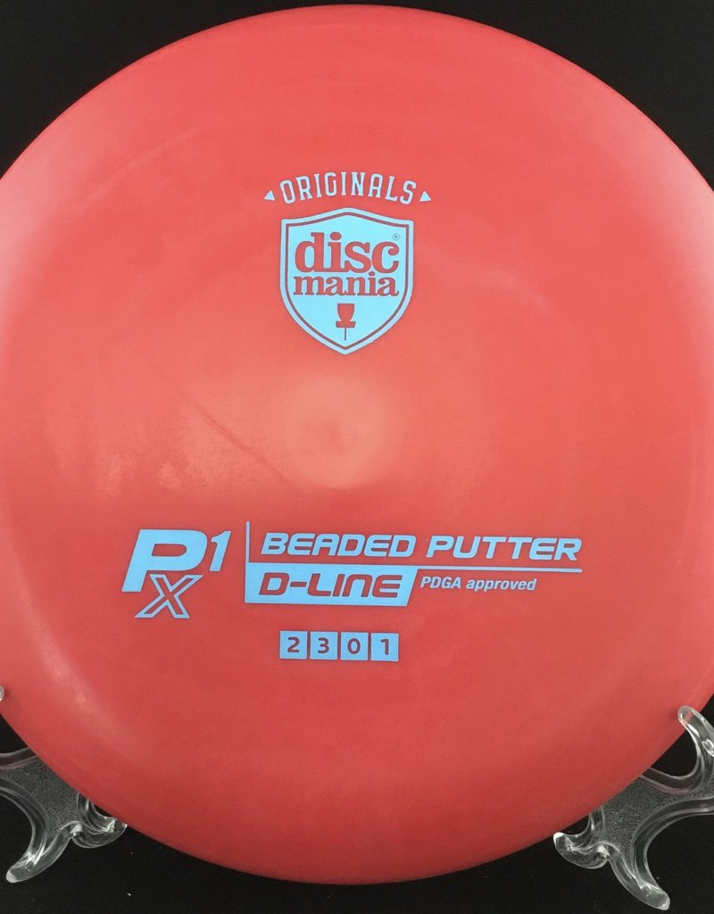 Discmania Discmania Originals PX1 D-Line Red 171 2/3/0/1