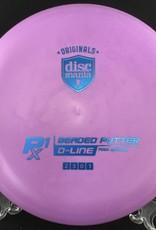 Discmania Discmania Originals PX1 D-Line Purple 169 2/3/0/1