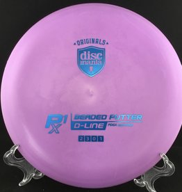 Discmania Discmania Originals PX1 D-Line Purple 169 2/3/0/1