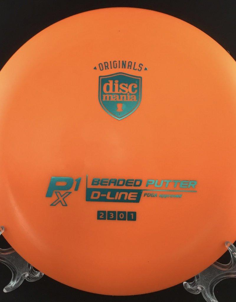 Discmania Discmania Originals PX1 D-Line Neon Orange 162 2/3/0/1