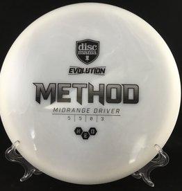Discmania Discmania Evolution Method Translucent White 172 5/5/0/3