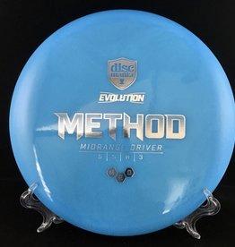Discmania Discmania Evolution Method NEO Dark Blue 174g 5/5/0/3