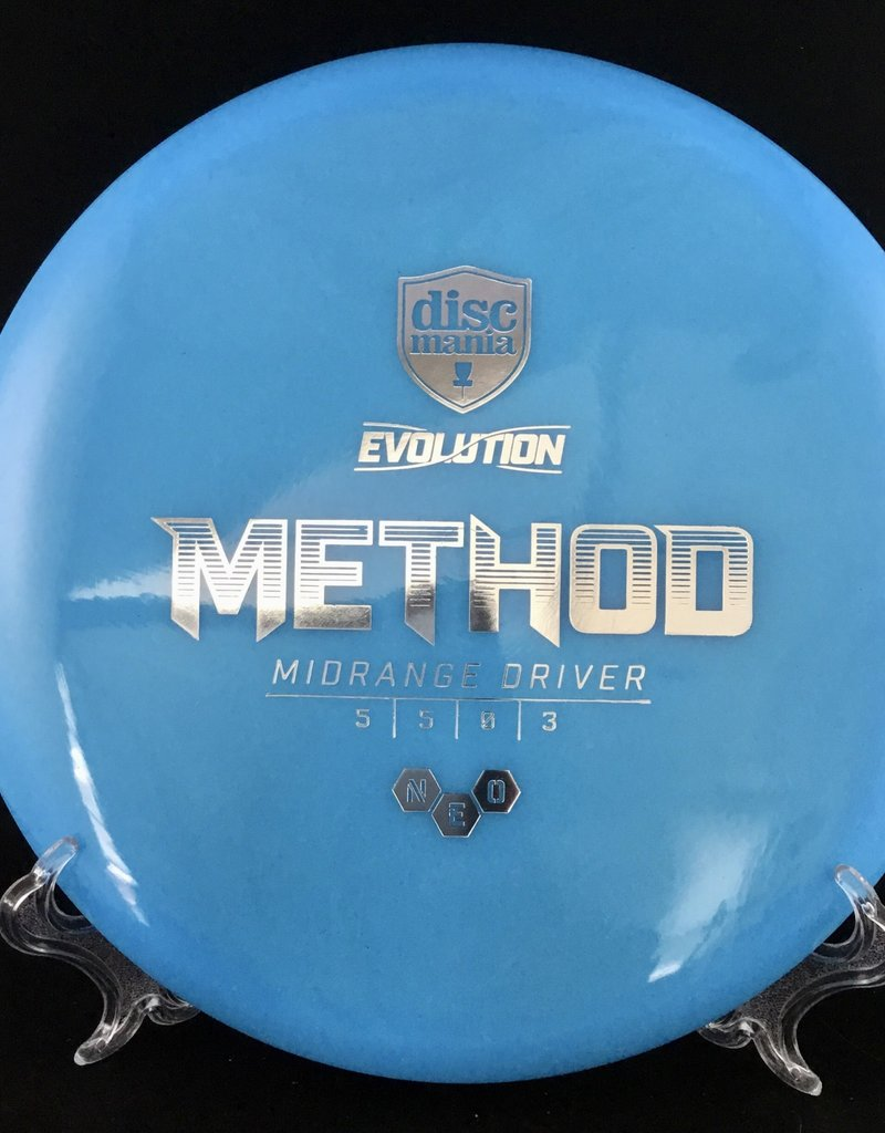 Discmania Discmania Evolution Method NEO Dark Blue 174g 5/5/0/3