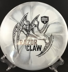 Discmania Discmania Razor Claw Vapor Tactic Black and White Tie-dye 175g 4/2/0/3