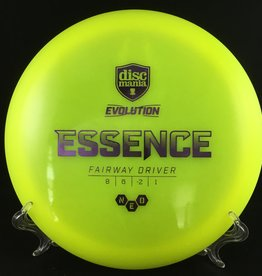 Discmania Discmania Evolution Essence NEO Neon Yellow 173g  8/6/-2/1