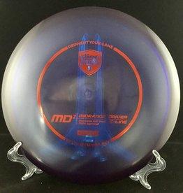 Discmania MD2 C-Line Translucent Dark Blue 175g 4/5/0/2