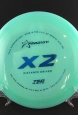 Prodigy Prodigy X2 Teal 750 174g  13/4/0/4