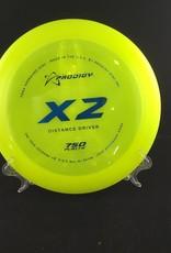 Prodigy Prodigy X2 Yellow 750 174g  13/4/0/4