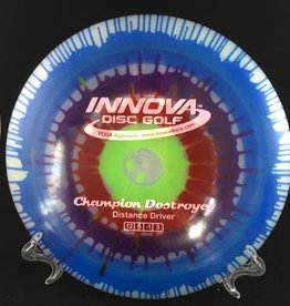 Innova Innova Destroyer Champion TieDye Blue 175g 12/5/-1/3
