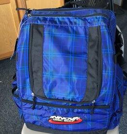 Innova Innova HeroPack Disc Golf Backpack Blue Plaid