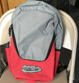 Innova Innova Discover Disc Golf Backpack Red
