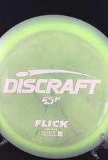 Discraft Flick ESP Green Swirl 168g 12/3/1/5