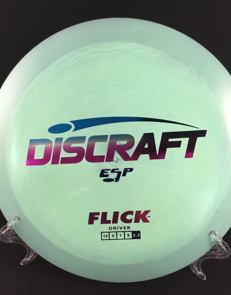 Discraft Flick ESP Teal Swirl 171g 12/3/1/5