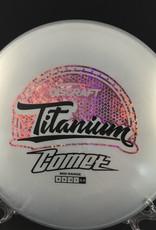 Discraft Titanium Comet Grey 174g 4/5/-2/1