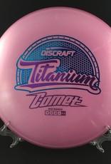 Discraft Titanium Comet Pink 168g 4/5/-2/1