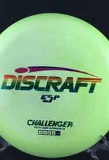 Discraft Challenger ESP DayGlo Green 174g 2/3/0/2